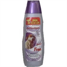 SHAMPOO DOG CLEAN FREE 500ML - Pet Bontrato