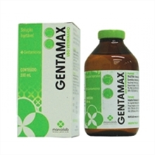 GENTAMAX INJETAVEL 100ML - MARCOLARB
