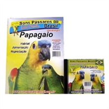 "Revista ""Papagaio"" + CD - Sons Brasil"