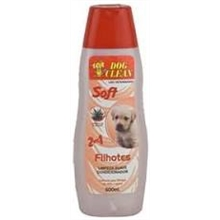 SHAMPOO DOG CLEAN FILHOTES 500ML - Pet Bontrato