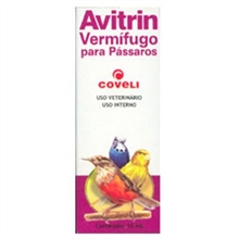 Avitrin Vermífugo (10ml) - coveli